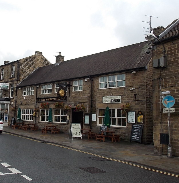 The Wheatsheaf, Bakewell
