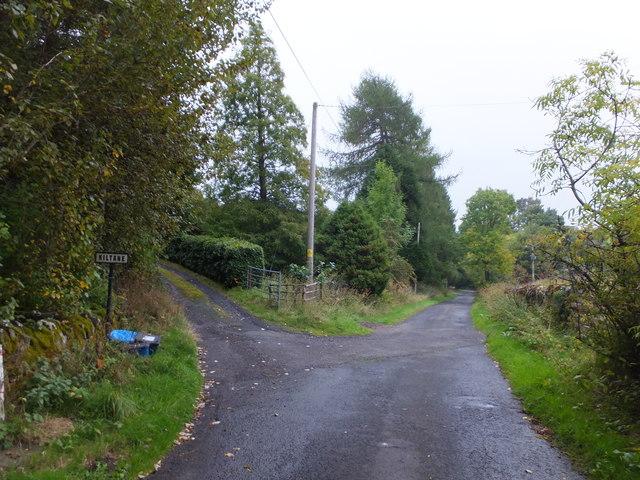 Junction for Kiltane