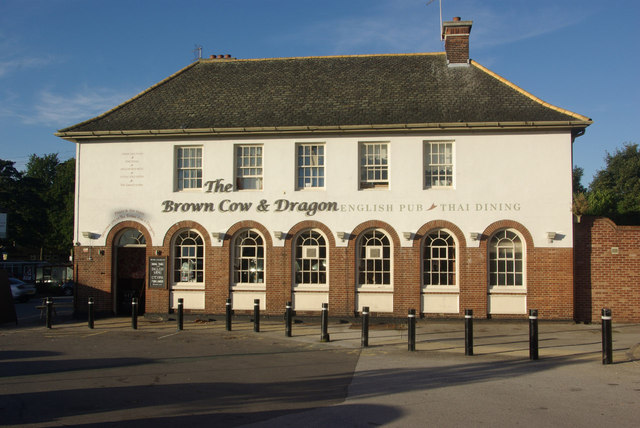 The Brown Cow & Dragon, Whitkirk