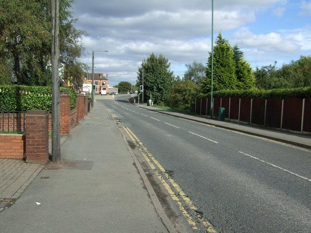 Pelsall Road (A4124)