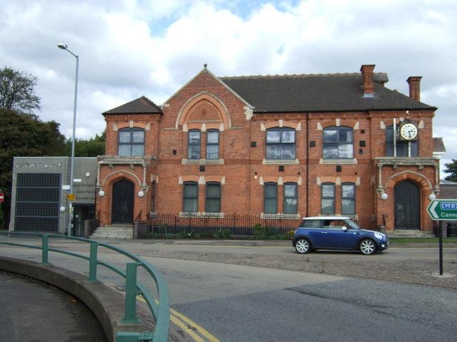 Park View Centre, Brownhills