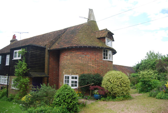 Burnt House Farm Oast