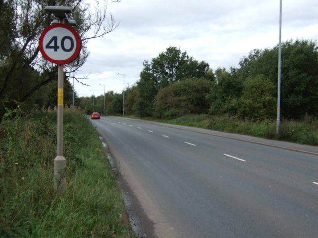 Chester Road North (A452)