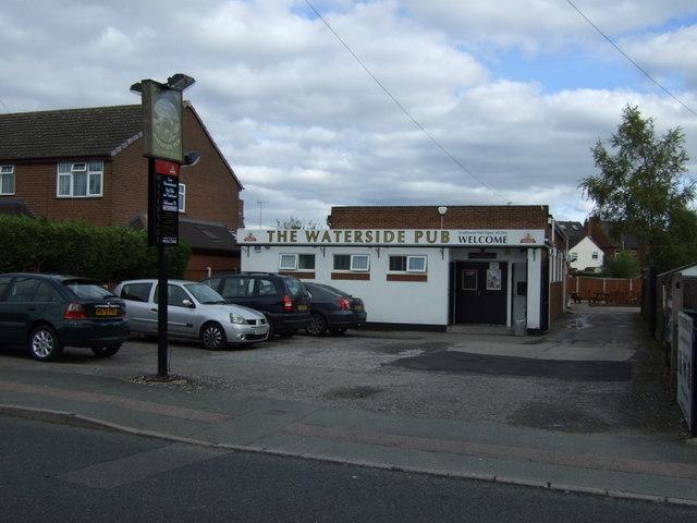 The Waterside pub, Brownhills West