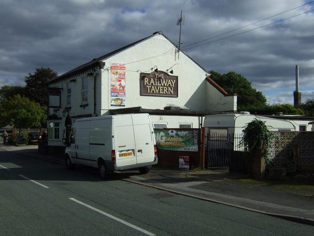 The Railway Tavern, Norton Canes
