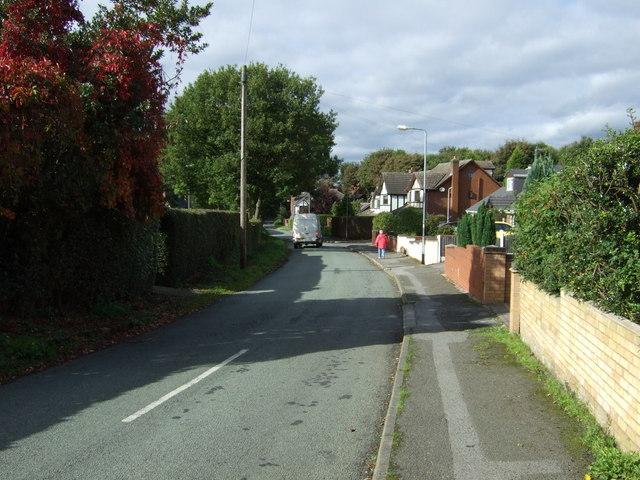 Washbrook Lane, Norton Canes