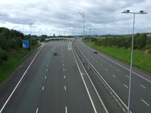 m6 toll how to pay