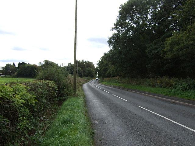 Lime Lane (B4154)