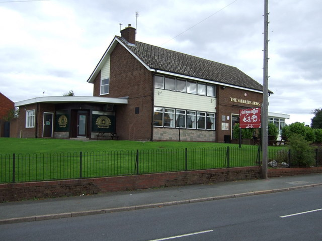 The Saddlers Arms pub