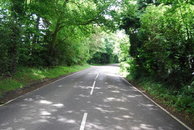 A265 to Burwash Weald