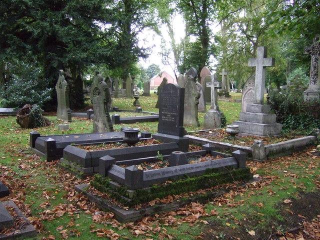 Cemetery, Bloxwich