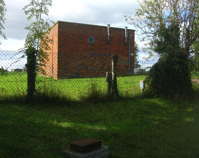 Woodgarston pumping station