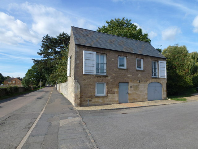 Offices on South Road, Oundle