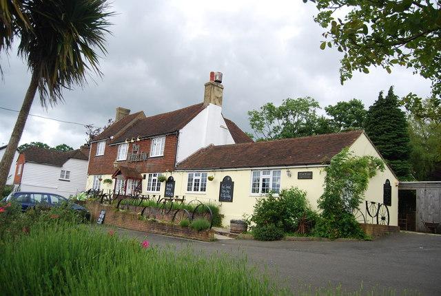 The Wheel Inn, Burwash Weald