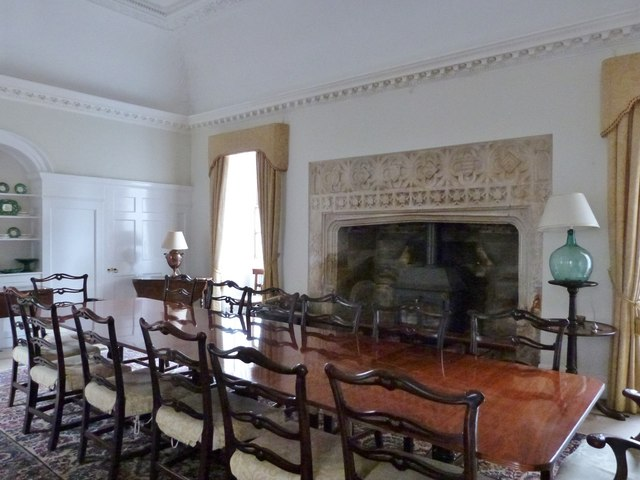 Dining Room, Cadhay House