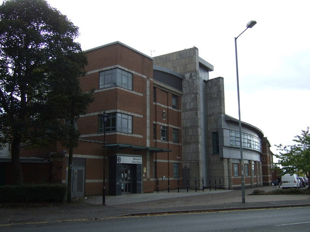 Bloxwich Police Station