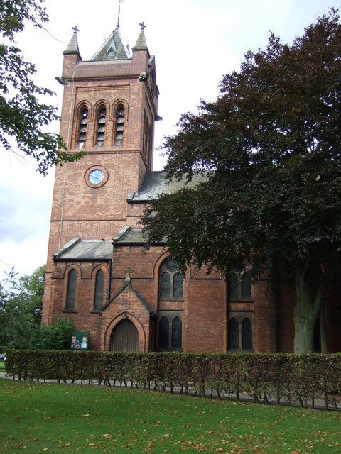 All Saints Church, Bloxwich
