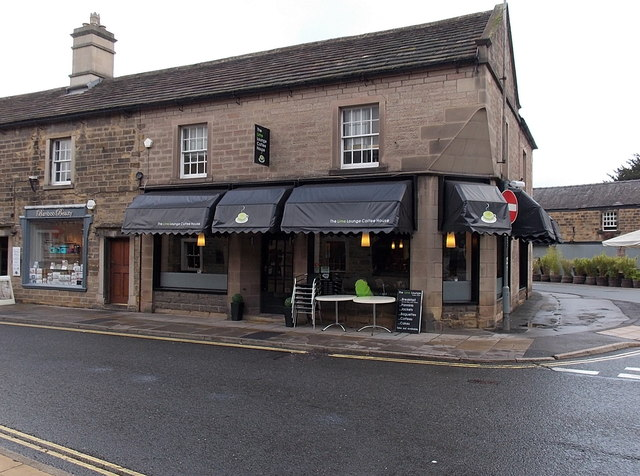 The Lime Lounge Coffee House, Bakewell