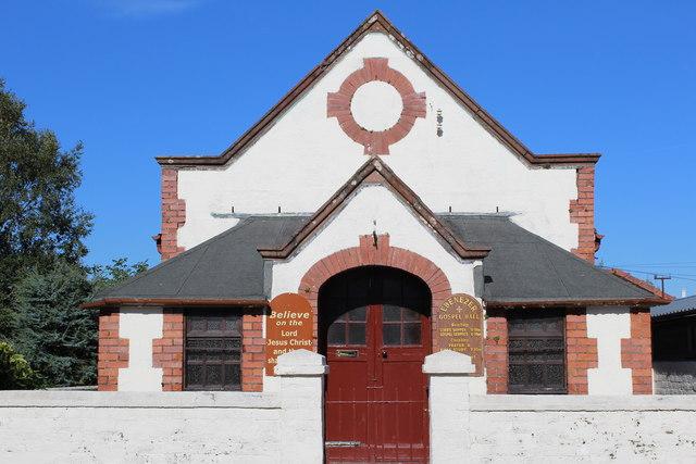 Ebenezer Gospel Hall, Crosshill