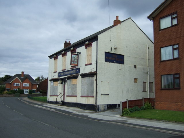 The Station Hotel, Bloxwich
