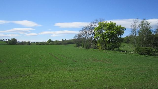 Arable land near Kennox