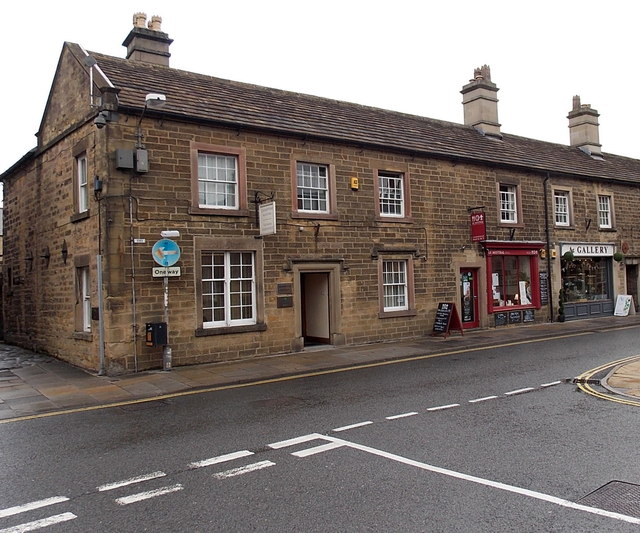 Three Bridge Street businesses in  Bakewell