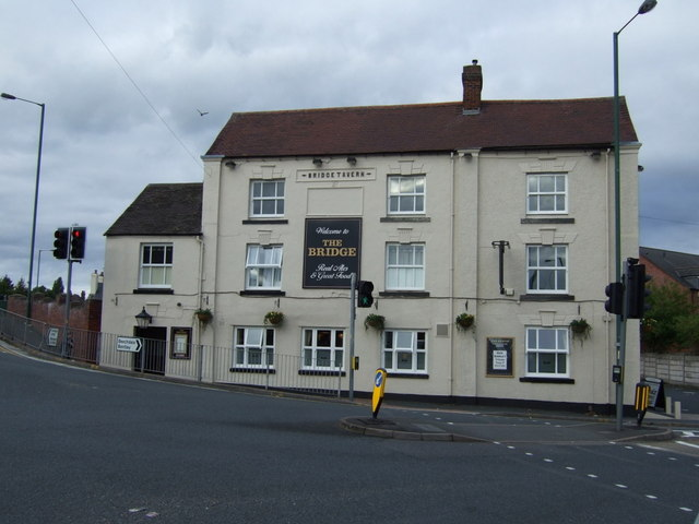 The Bridge pub, Lane Head