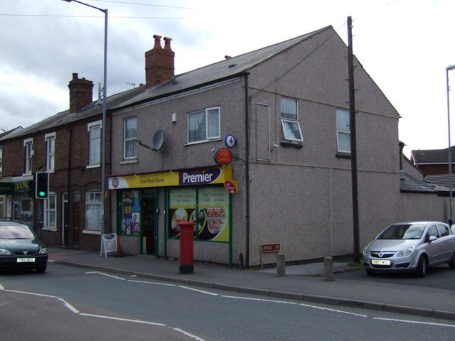 Lane Head Stores and Post Office