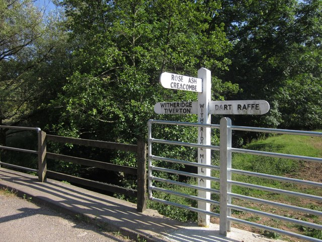 Witheridge Mill Cross