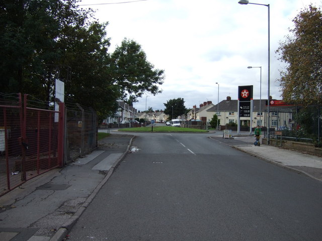 St Annes Road, Willenhall