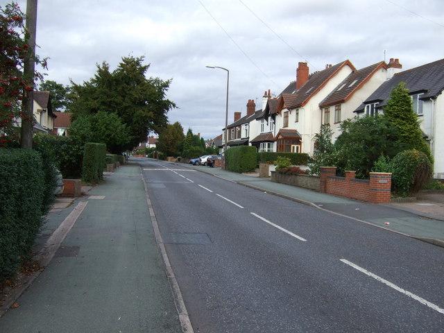 Broad Lane South