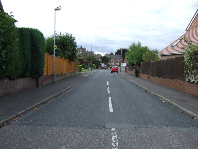 Southfield Road, Wednesfield