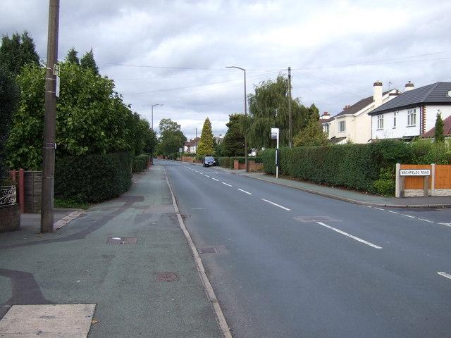 Broad Lane South, Wednesfield
