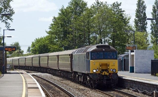 Lydney Railway Station