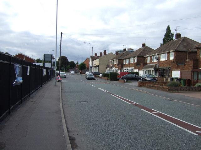 Waddens Brook Lane