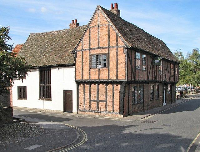 King's Lynn: Lattice House