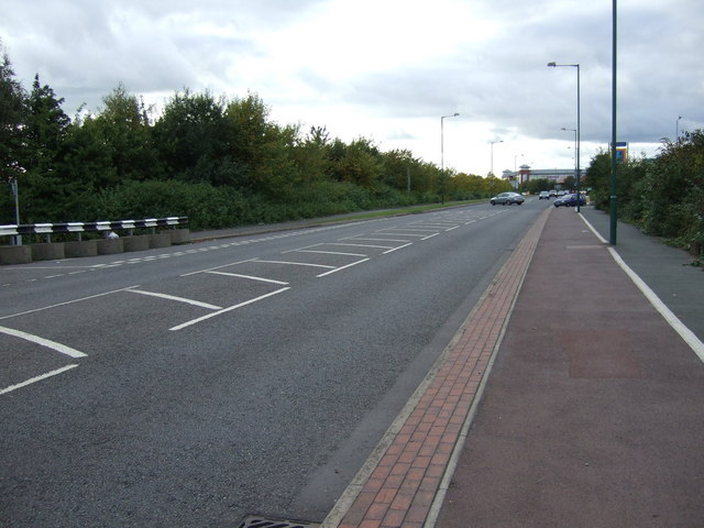 Wednesfield Way (A4124)