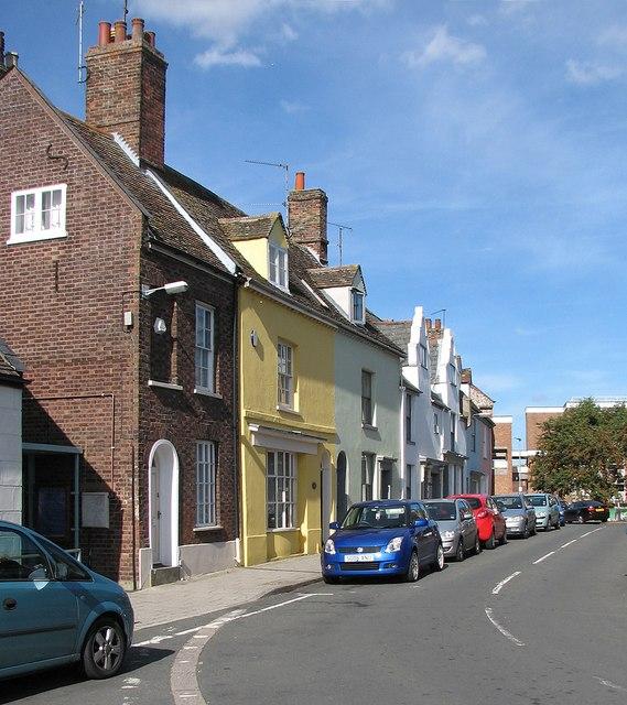 King's Lynn: Bridge Street