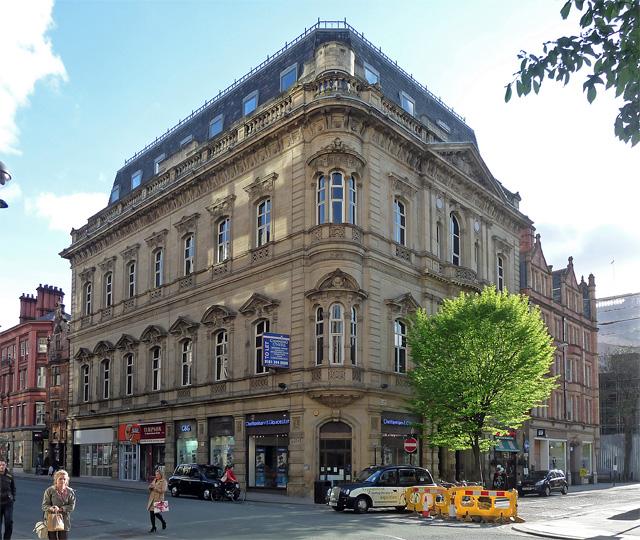 Hanover House, Cross Street, Manchester