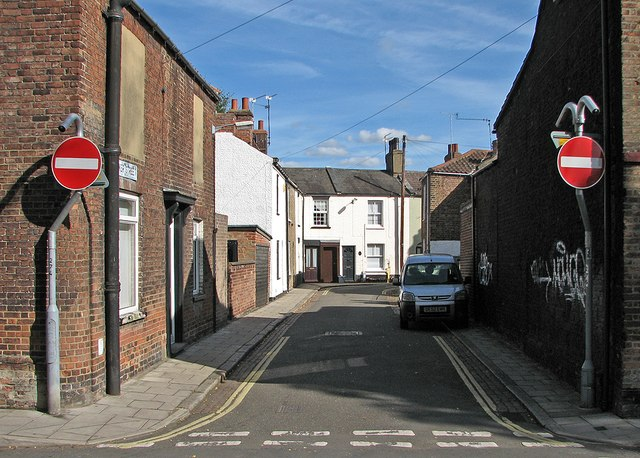 King's Lynn: Checker Street