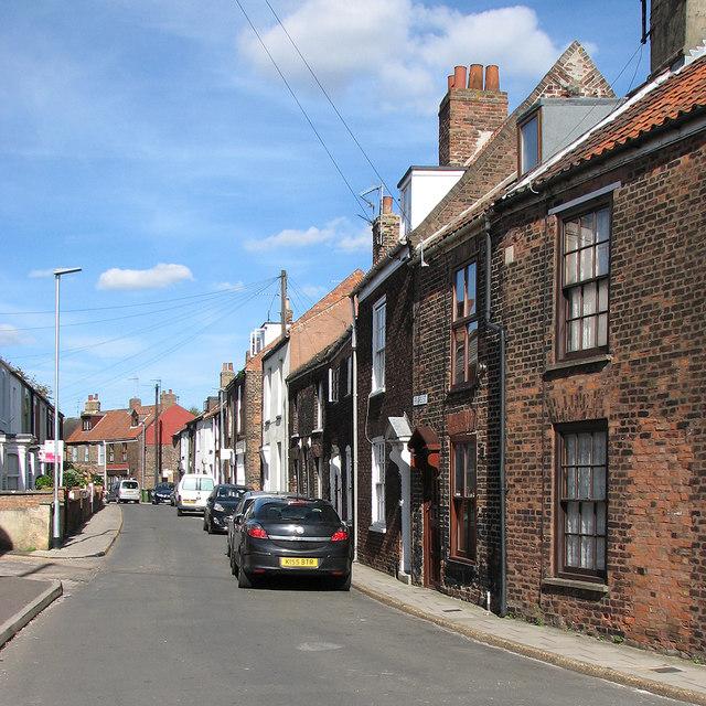 King's Lynn: Friars Street