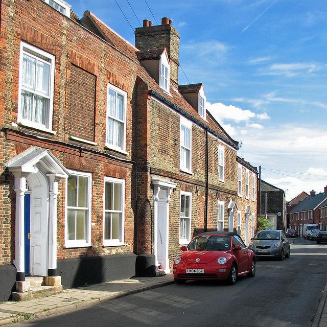 King's Lynn: Southgate Street