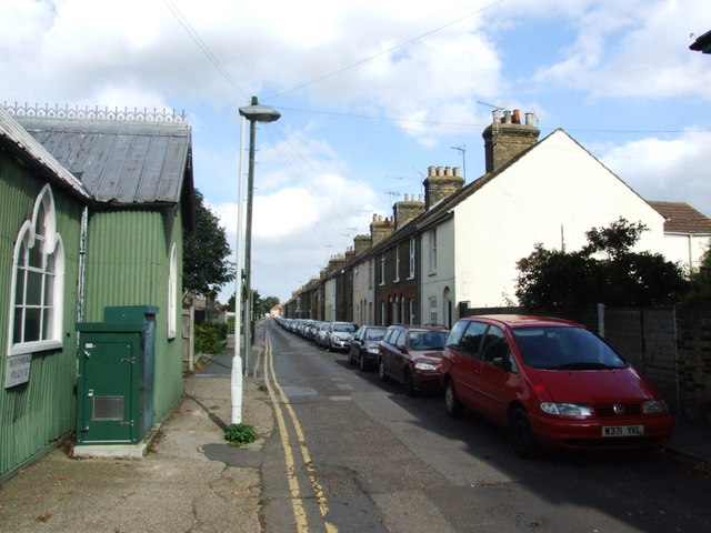Cyprus Road, Faversham