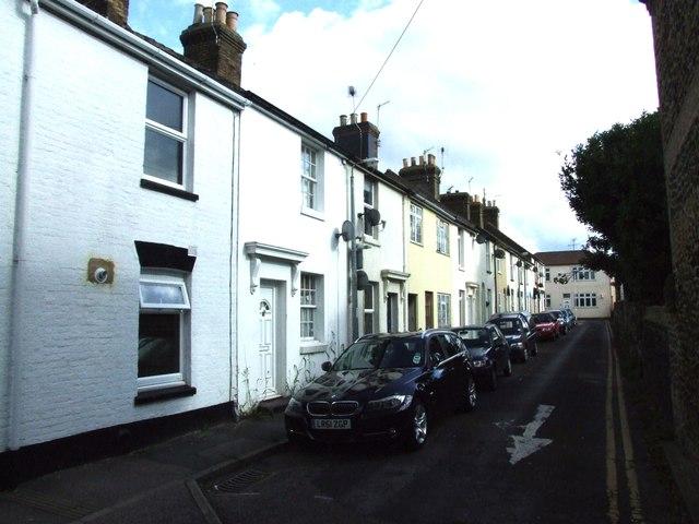 Minster Road, Faversham