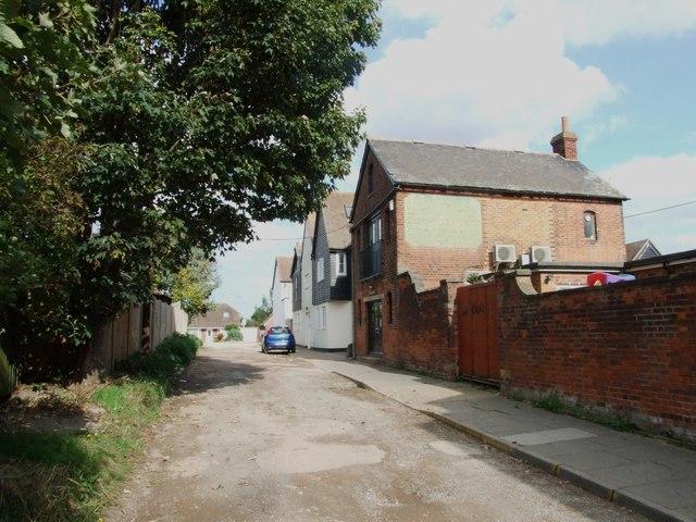 Century Road, Faversham