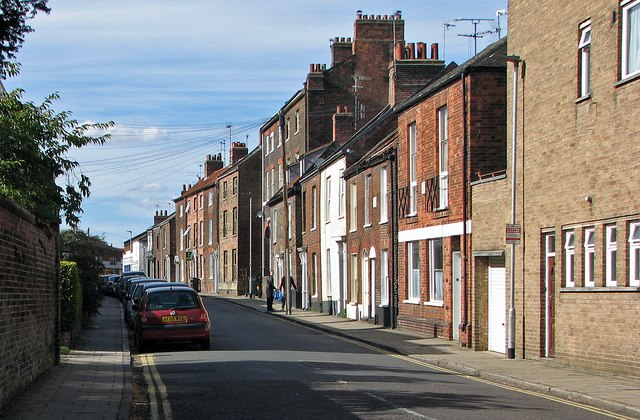 King's Lynn: Sunday afternoon in Valingers Road