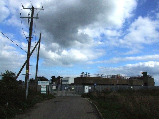 Faversham Wastewater Treatment Works