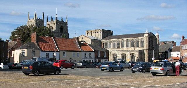 King's Lynn: St Margaret