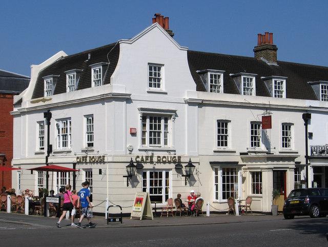 Cafe Near Dulwich Hill Station