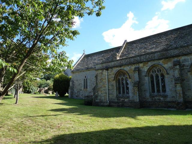 St Nicholas, Sandford Orcas: churchyard (3)